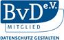 Wir sind BvD e.V. Mitglied